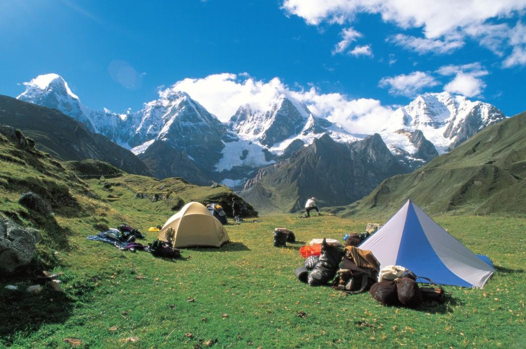 Cordillera Huayhuash (Custom)
