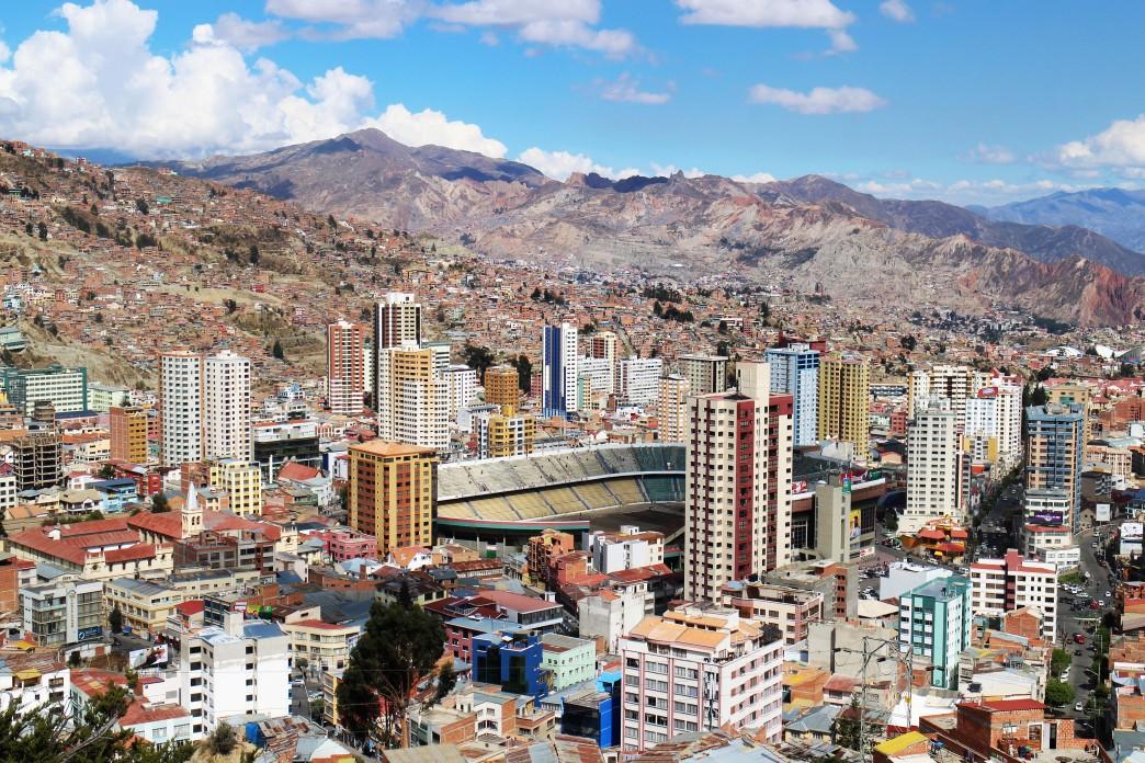 La Paz - Voyage en Bolivie