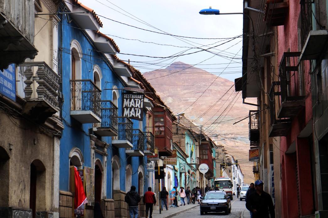 Potosi - Voyage en Bolivie