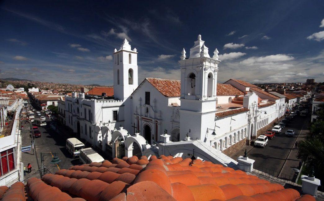 Ville historique de Sucre - Voyage en Bolivie
