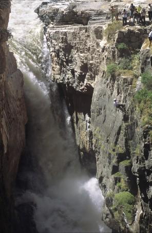 Catarata de Sipia en Cotahuasi (Custom)