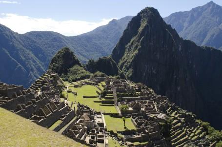 Ciudadela de Machu Picchu 10