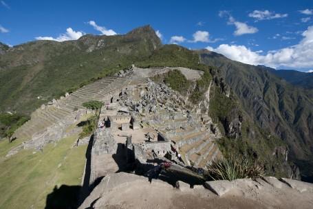 Ciudadela de Machu Picchu 8