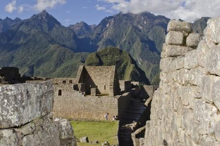 Ciudadela de Machu Picchu 9