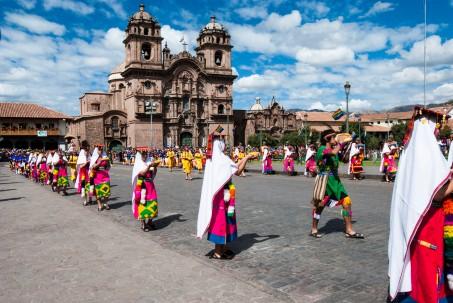 Festival del Inti Raymi 2