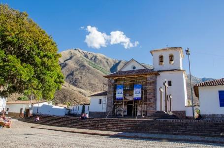 Iglesia de Andahuaylillas 2