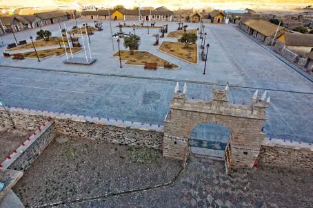 Plaza Principal de Sibayo (Custom)