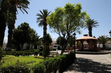 Plaza de Characato (Custom)