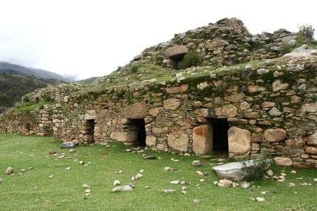 Ruinas de Honcopampa