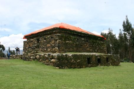 Ruinas de Ichic Willcahuan