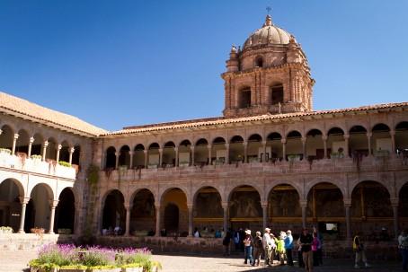 Templo y Convento de Santo Domingo y Koricancha