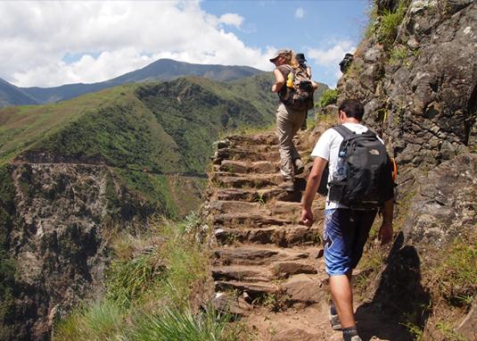 Trek le Chemin des Incas