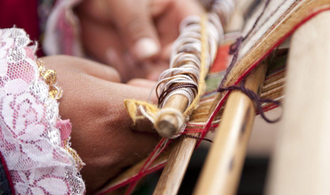 Artisanat textile - Voyage au Pérou