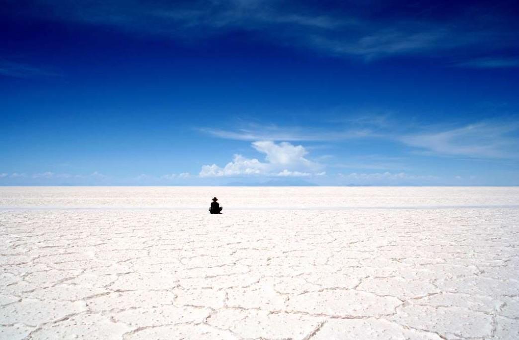 Désert de sel d'uyuni - Voyage en Bolivie