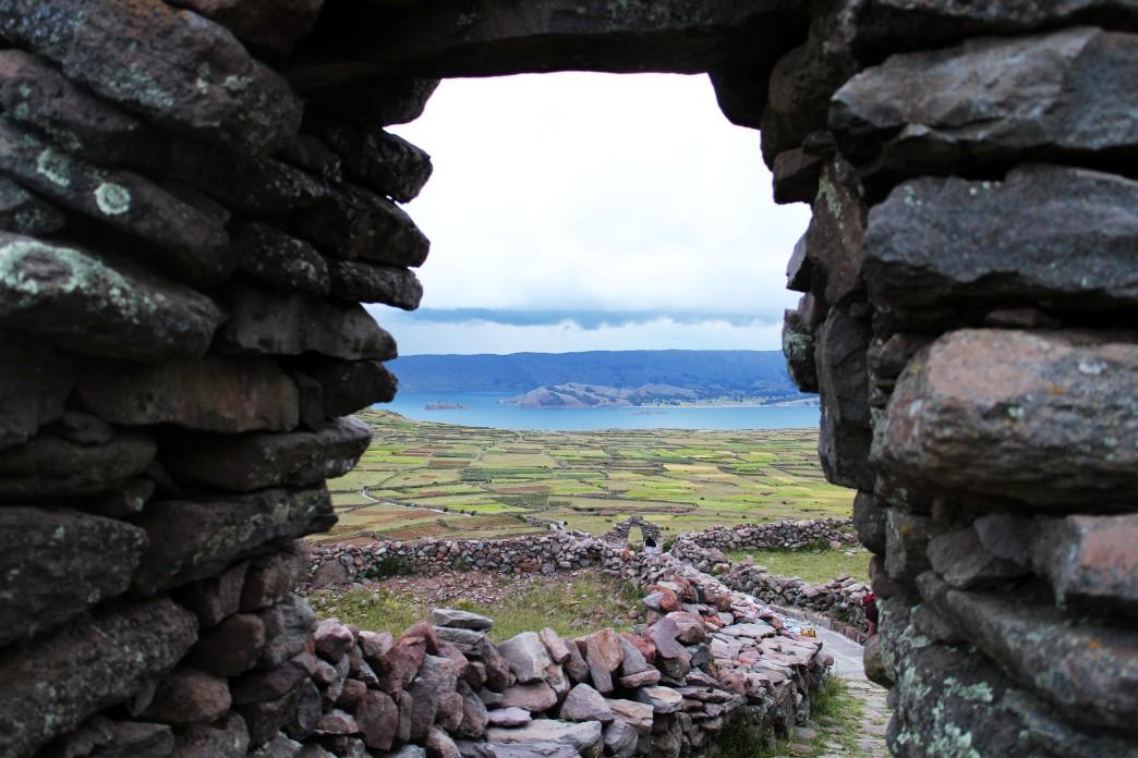 L'Île d'Amantani - Voyage au Pérou
