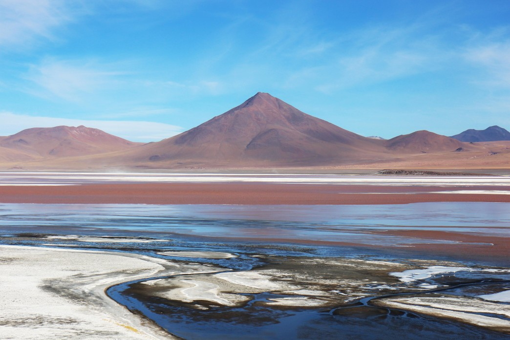 Lac Colorada - Voyage en Bolivie