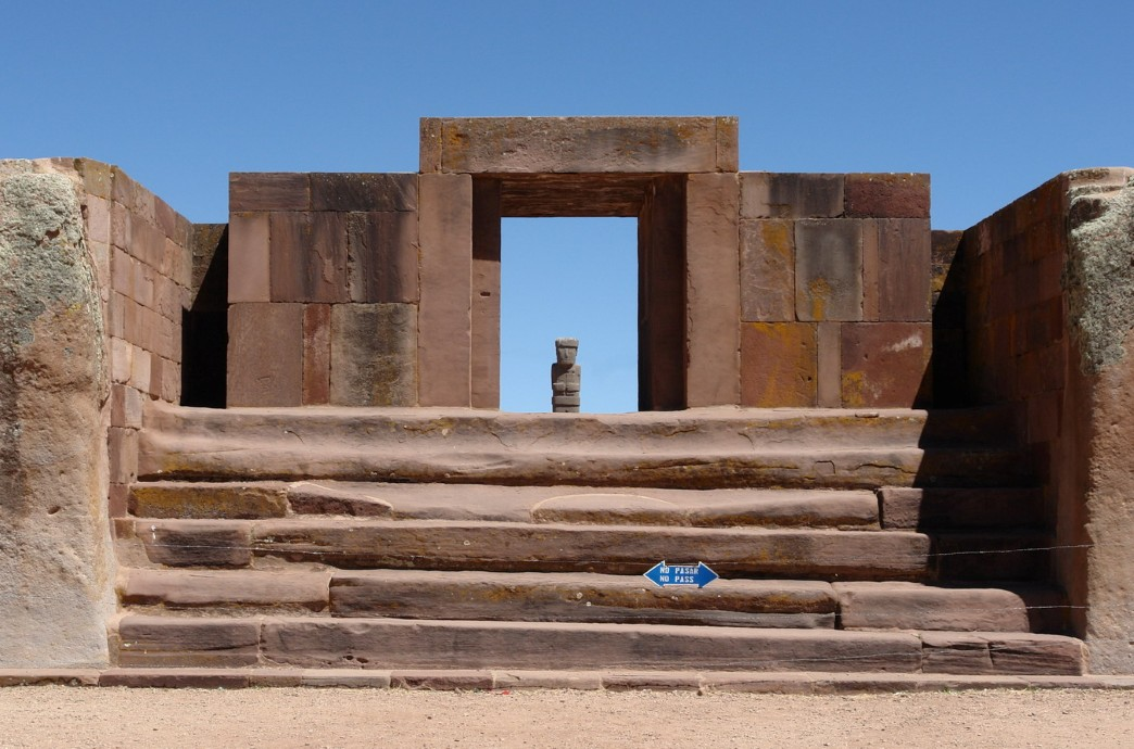 Le site archéologique de Tiwanaku - Voyage en Bolivie
