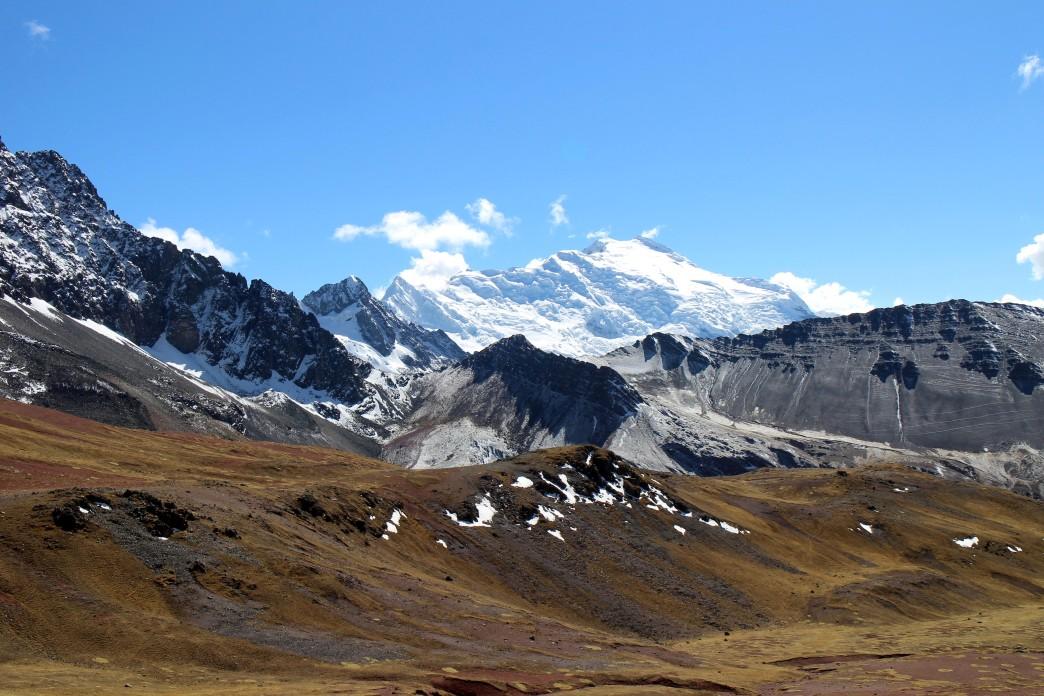 Randonnée a la Montagne Ausangate