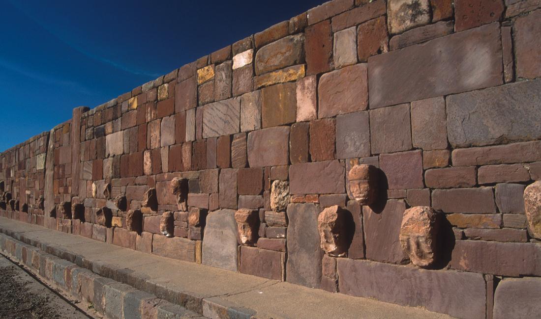 Tiwanaku - Bolivie