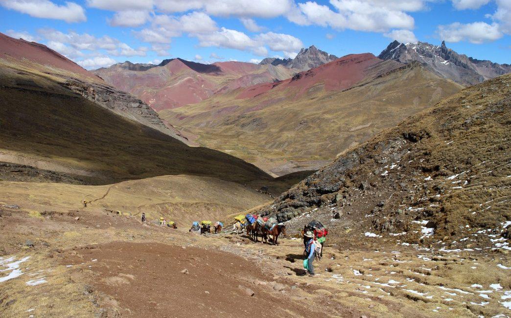 Trek au Pérou (Custom)