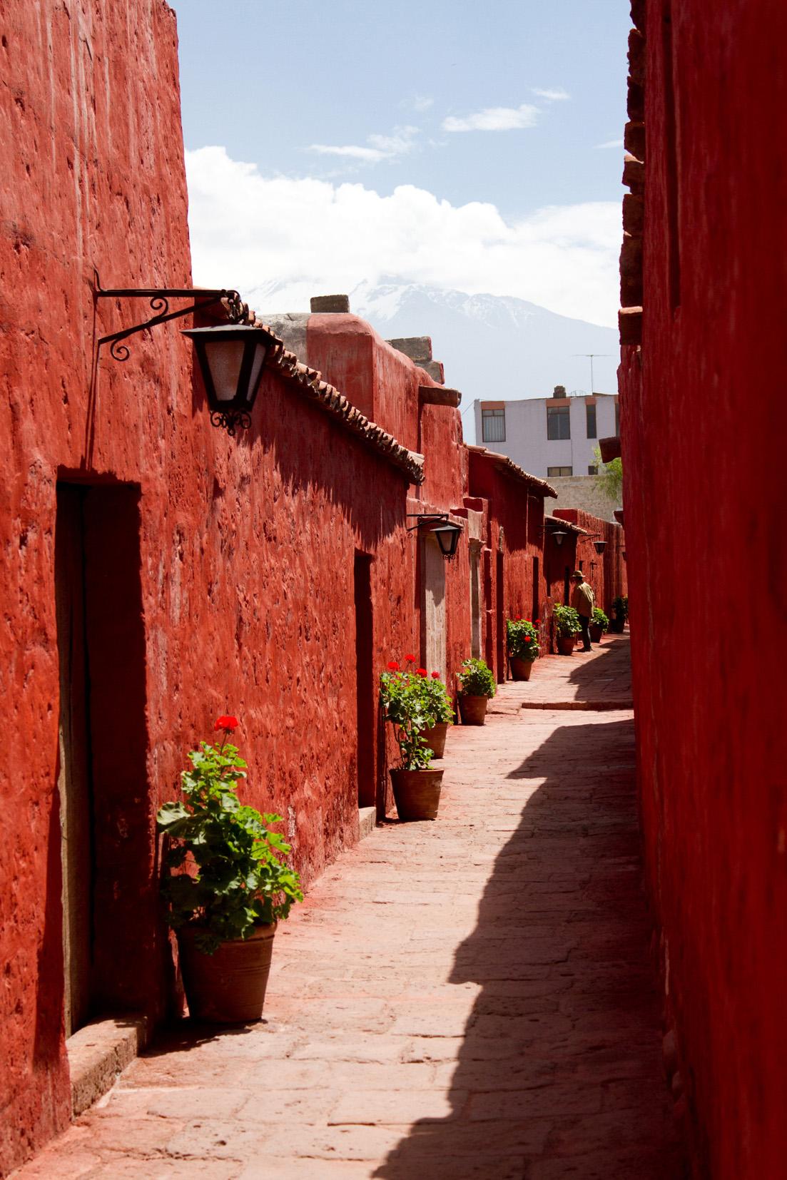 Monastère de Santa Catalina - Voyage au Pérou