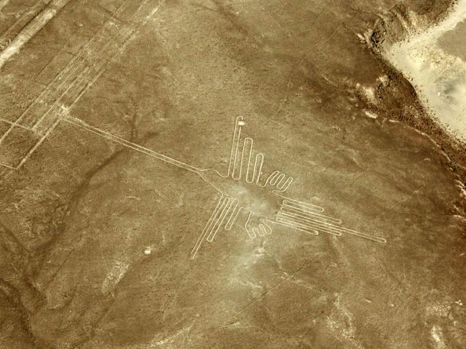 Survol des lignes de Nazca - Voyage au Pérou